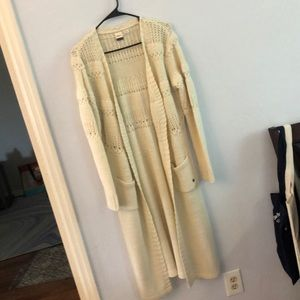 Roxy cardigan size Small